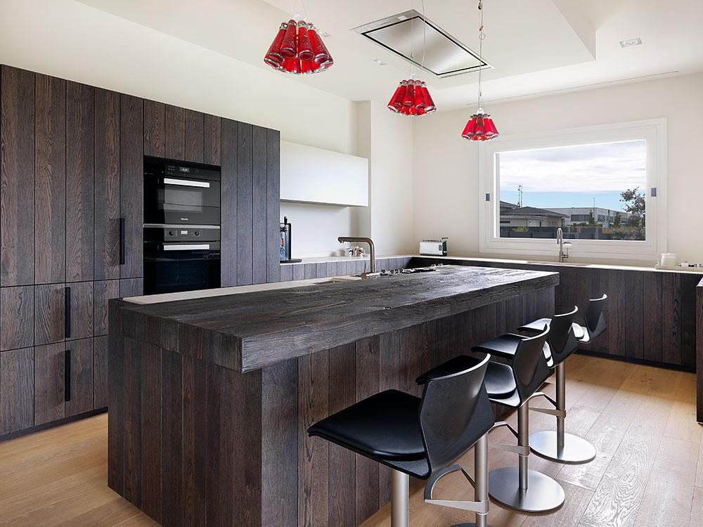 Progetto d 39 arredo villa moderna for Villa moderna progetto