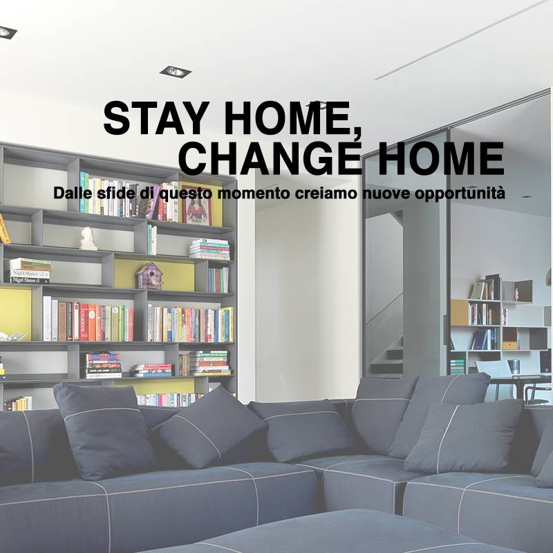 Stay Home Change Home