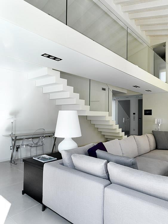 abbastanza Progettazione di interni di una villa in provincia di Mantova NH06